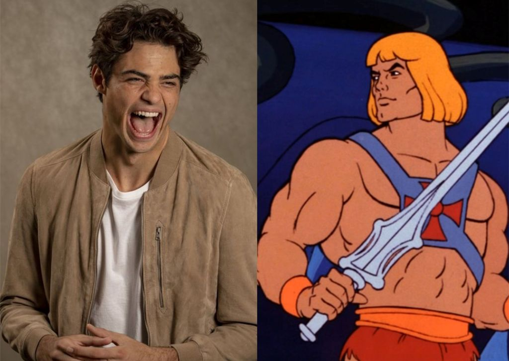 Noah Centineo deve interpretar He-man no cinema