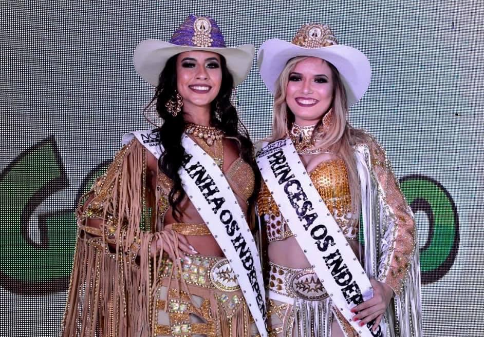 Larissa Ferreira é a 50ª Rainha Os Independentes