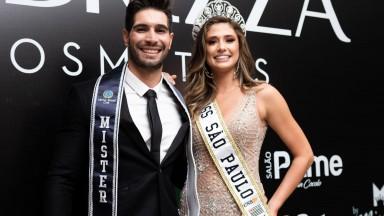 Representantes de São José do Rio Preto e Barretos são eleitos Miss & Mister São Paulo CNB 2021