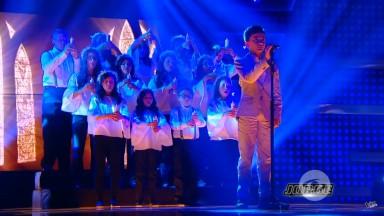 Virgem Maria é homenageada no The Voice Kids Colômbia