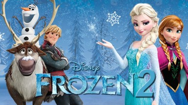 Frozen 2 abre a programação de 2020 do Centerplex no North Shopping