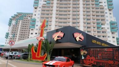 Rede Rock & Ribs inaugura restaurante em Olímpia