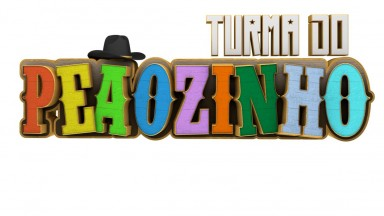 Divulgada o logotipo oficial da websérie Turma do Peãozinho