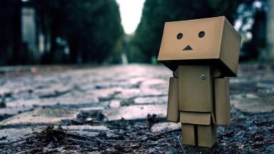 Danbo, o robô de papelão que conquistou o mundo