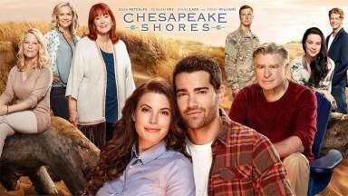 Chesapeake Shores, da Netflix, é ótima como uma novela das 6