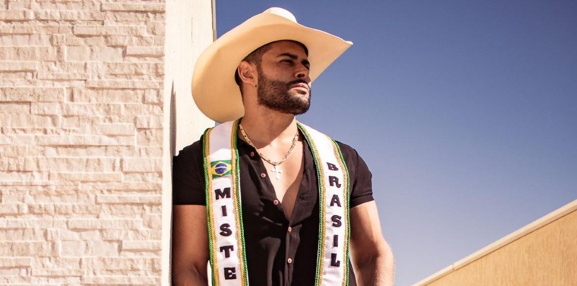 Mister Rodeio Brasil 2021 está ansioso pelo retorno dos rodeios