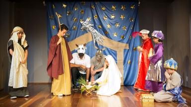 Paróquia Bom Jesus inicia produção de Auto de Natal