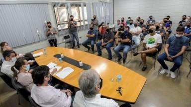 Prefeita  de Barretos se reúne com representantes de academias