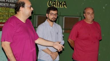 Com chapa única, Roberval Moraes é reeleito presidente do BEC