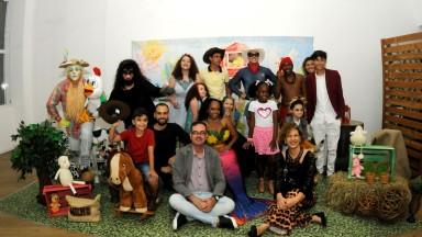 Pré-estreia da Turma do Peãozinho reúne elenco, produção e convidados no Barretos Park Hotel
