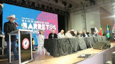 Ricardo Rocha é empossado presidente de Os Independentes