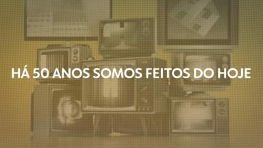 Jornal Hoje completa 50 anos neste feriado de Tiradentes